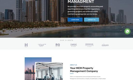 REAL ESTATE WEBSITE DEVLOPMENT DUBAI